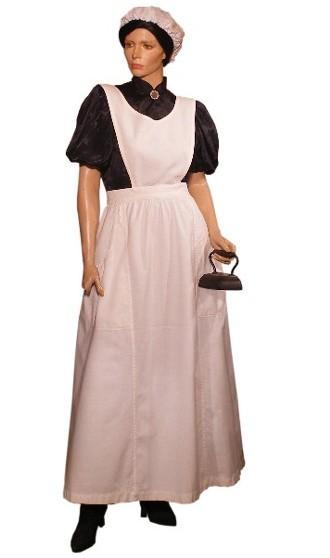 Old fashion maid dress