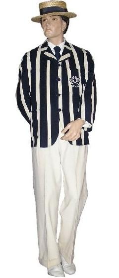 Edwardian Mens Costume